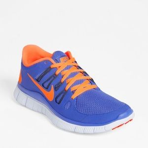 Nike frees 5.0 shoes